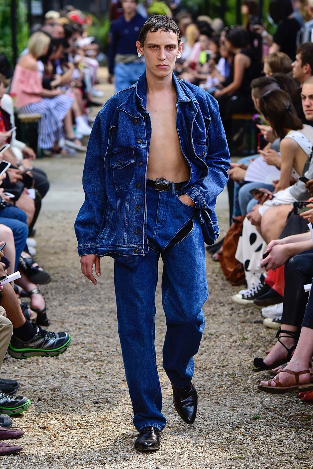 Y Project Paris Fashion Week Men's SS19 - Sagaboi - Look 24