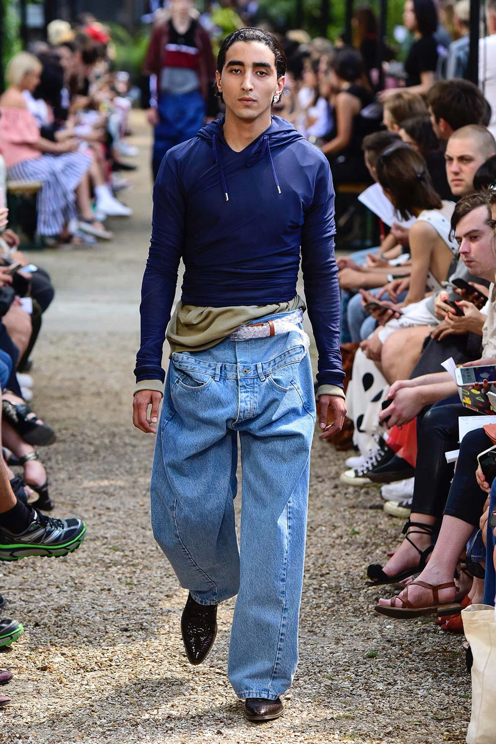 Y Project Paris Fashion Week Men's SS19 - Sagaboi - Look 25