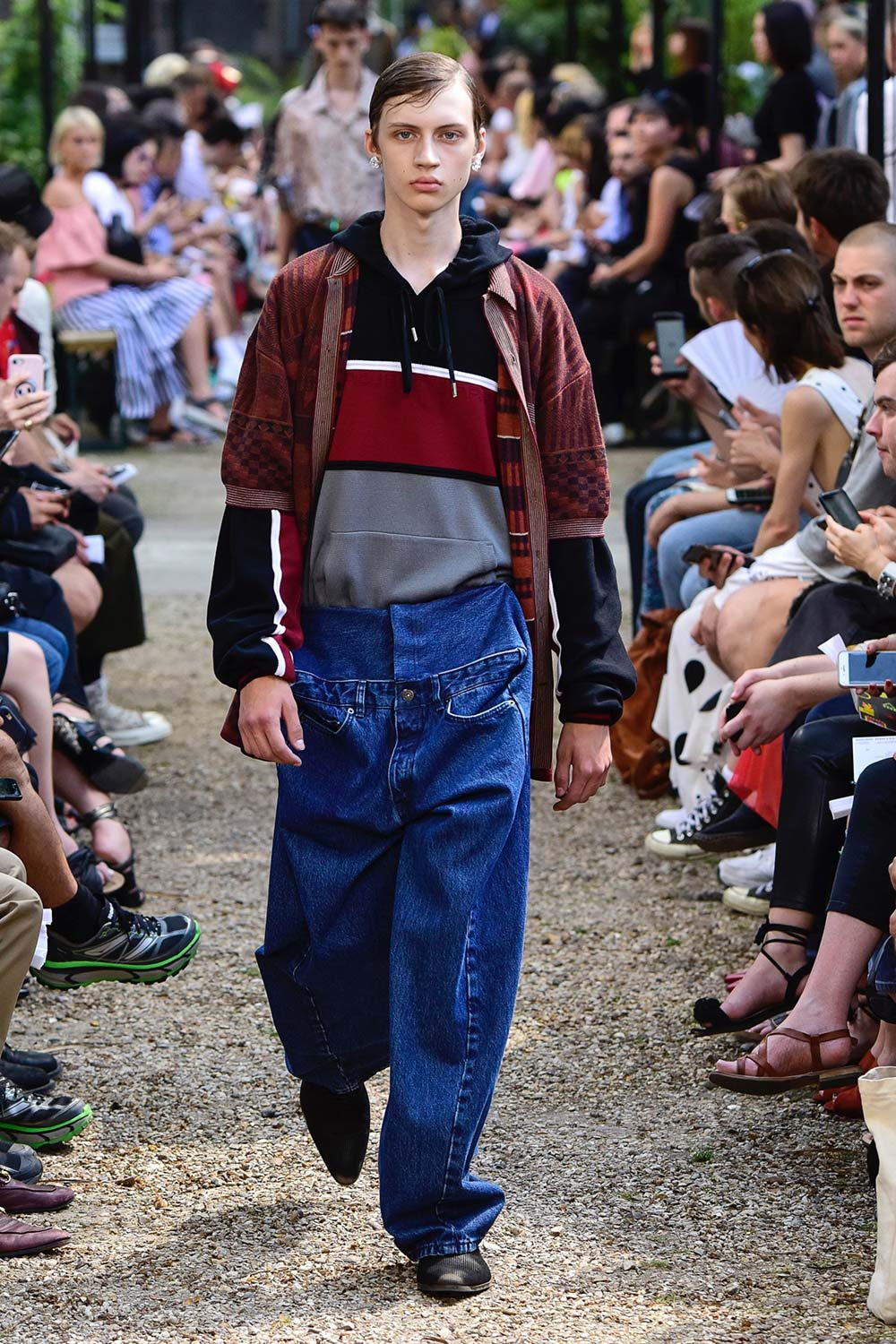 Y Project Paris Fashion Week Men's SS19 - Sagaboi - Look 26