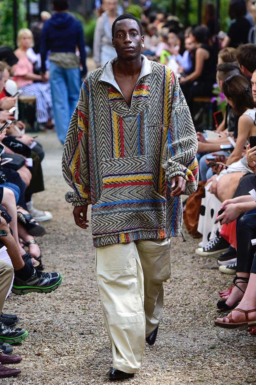 Y Project Paris Fashion Week Men's SS19 - Sagaboi - Look 28