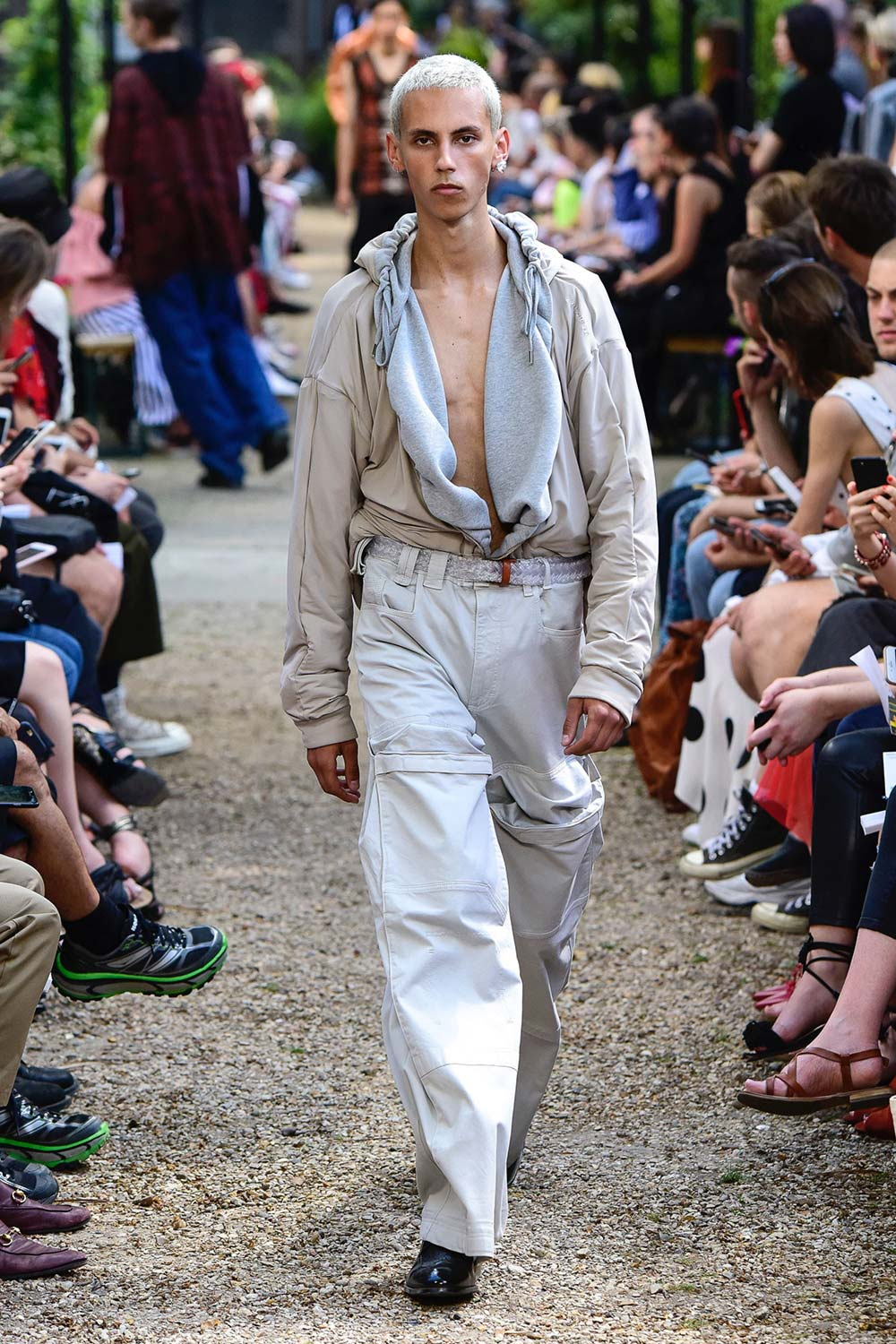 Y Project Paris Fashion Week Men's SS19 - Sagaboi - Look 29