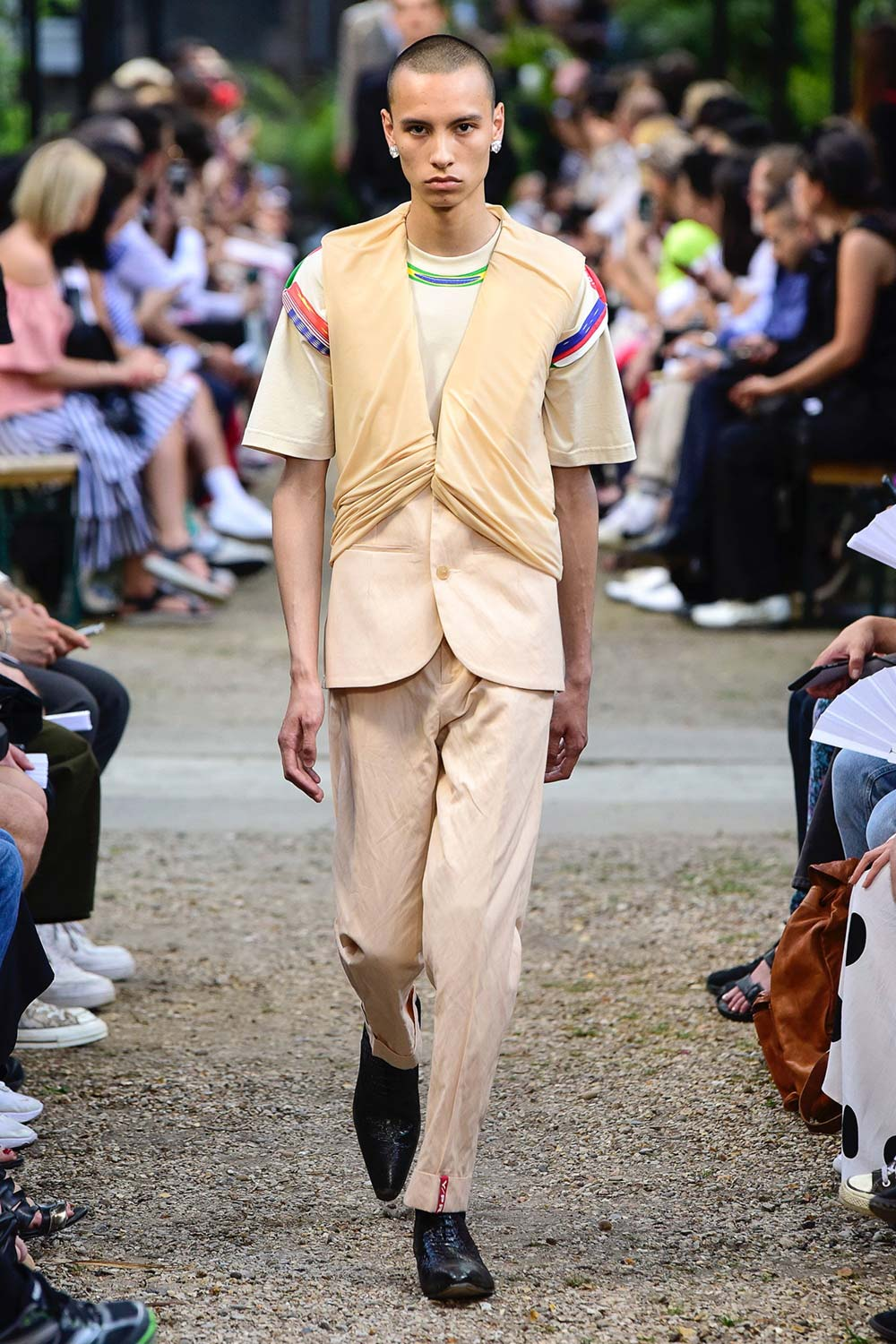 Y Project Paris Fashion Week Men's SS19 - Sagaboi - Look 3