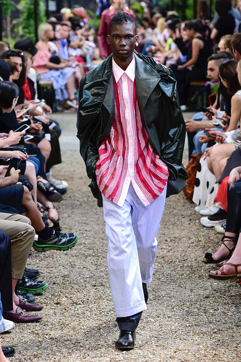Y Project Paris Fashion Week Men's SS19 - Sagaboi - Look 32