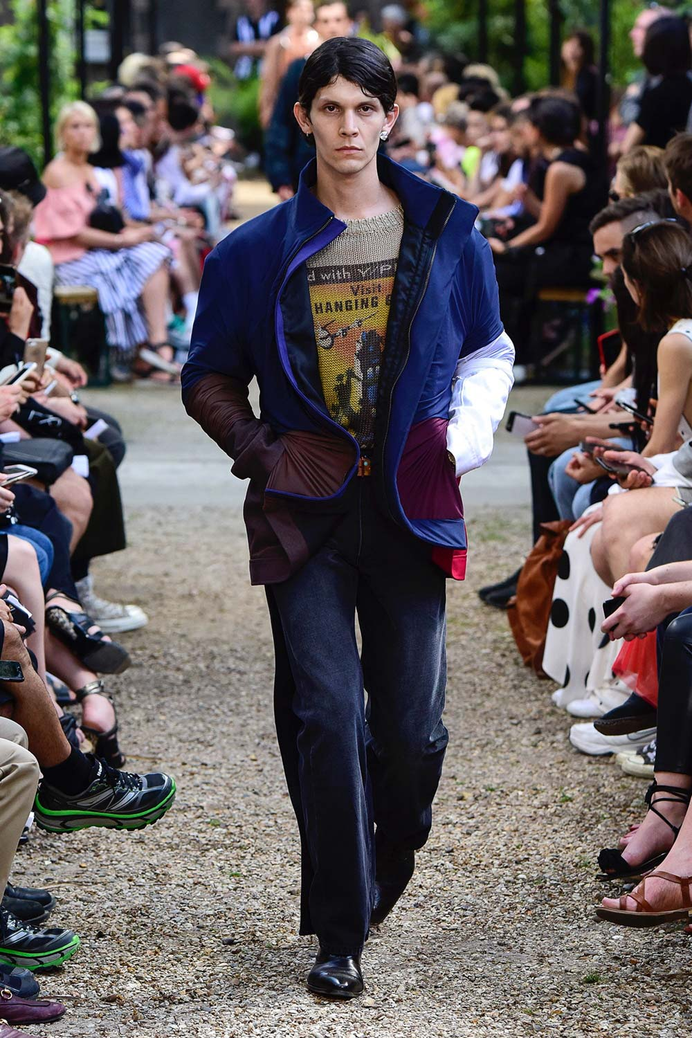 Y Project Paris Fashion Week Men's SS19 - Sagaboi - Look 34
