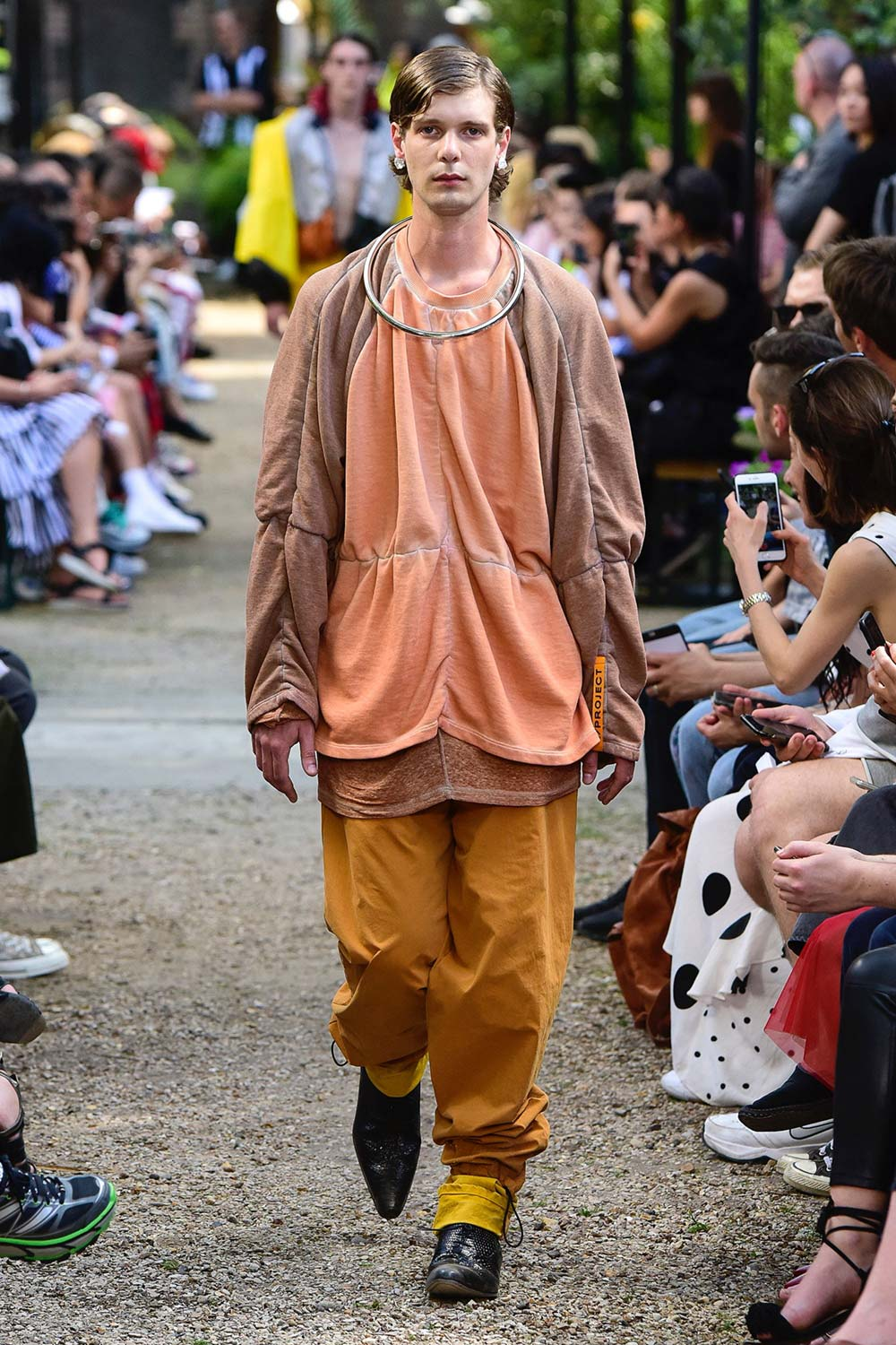Y Project Paris Fashion Week Men's SS19 - Sagaboi - Look 36