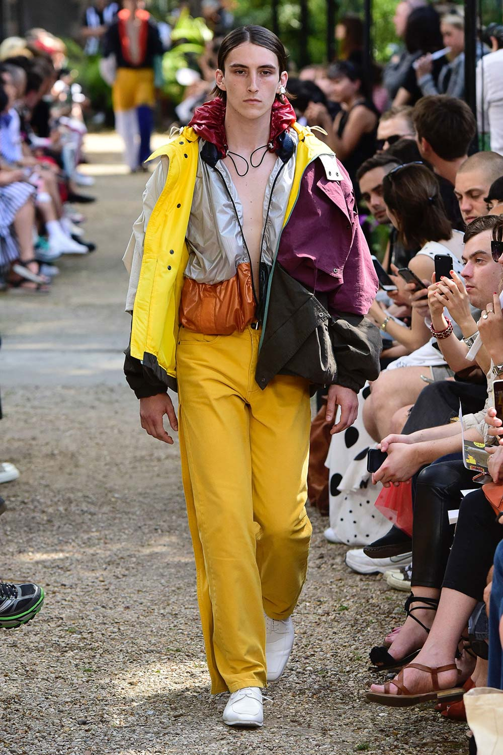 Y Project Paris Fashion Week Men's SS19 - Sagaboi - Look 37