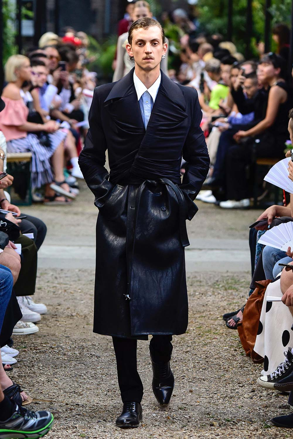 Y Project Paris Fashion Week Men's SS19 - Sagaboi - Look 4