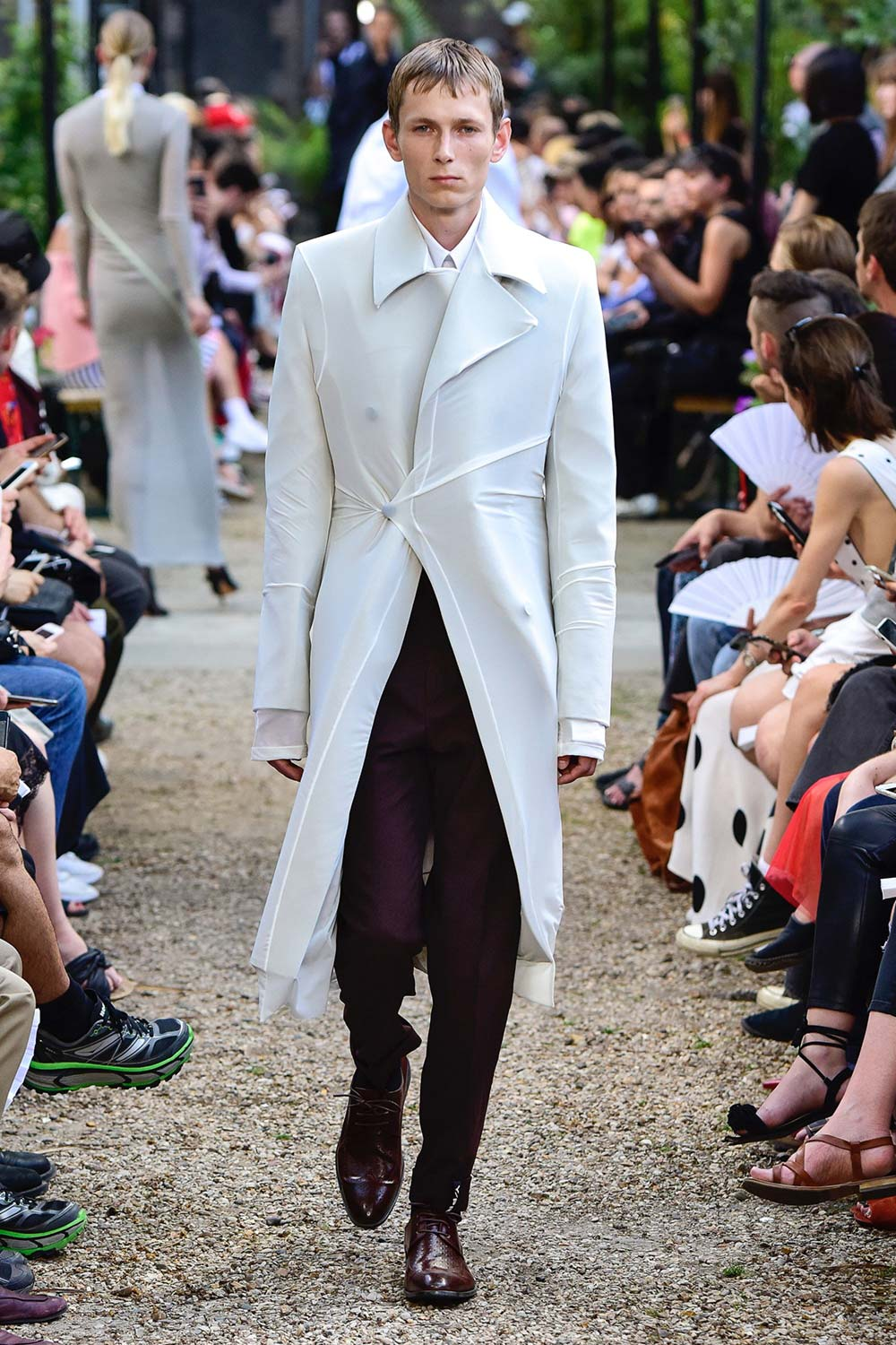 Y Project Paris Fashion Week Men's SS19 - Sagaboi - Look 8