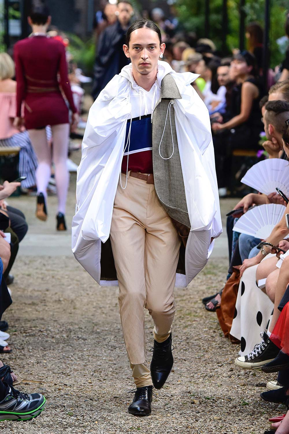 Y Project Paris Fashion Week Men's SS19 - Sagaboi - Look 9